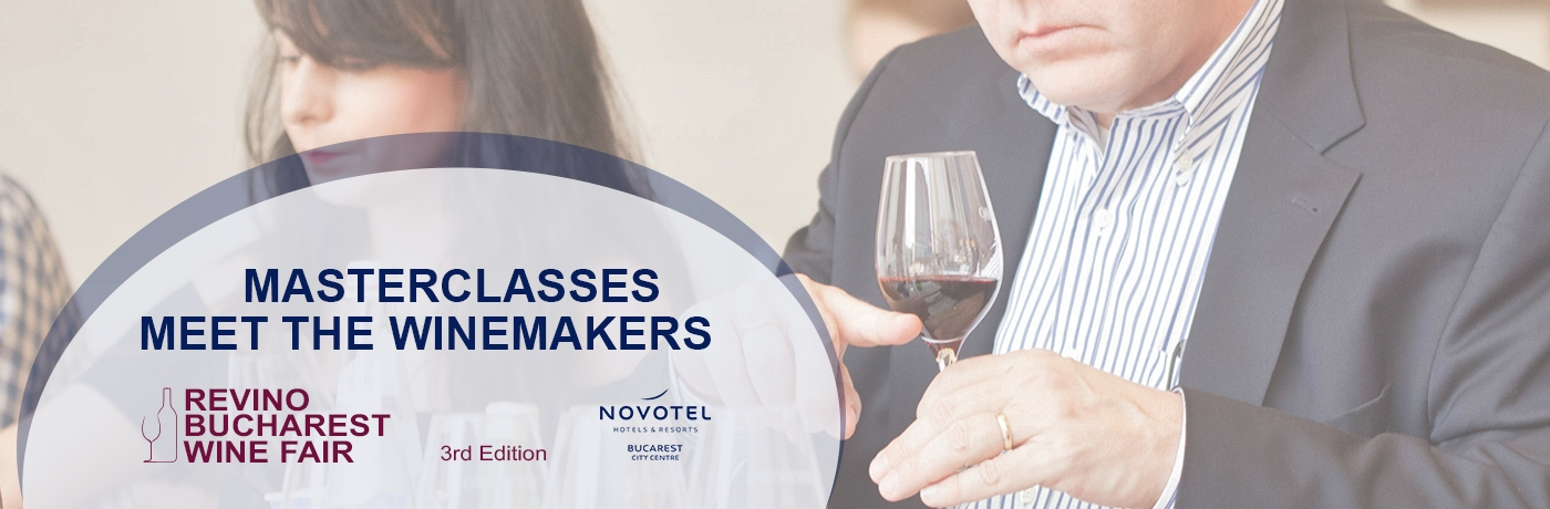 Masterclasses Meet The Wineakers